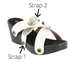 danni cork shoes straps