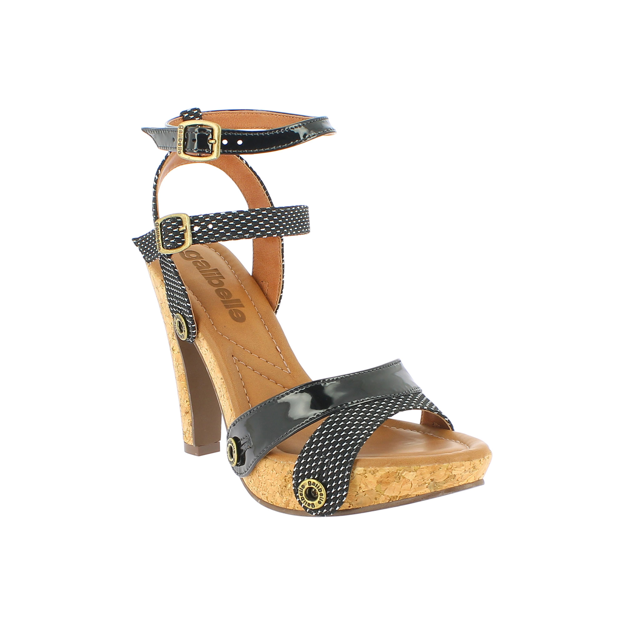 Deisi sandals from Galibelle interchangeable straps and soles