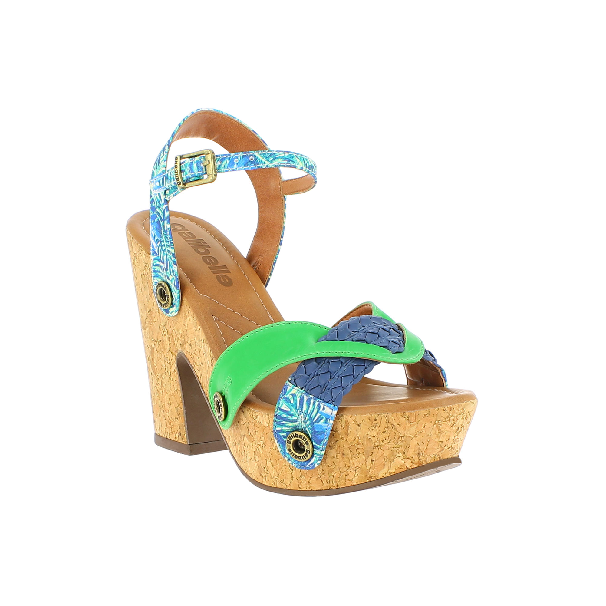 Sara brazilizn sandals from Galibelle interchangeable straps and soles